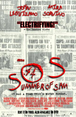 Summer of Sam Poster