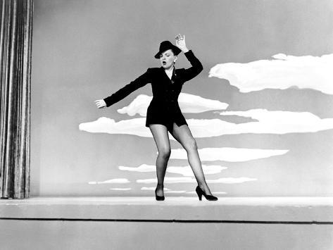Summer Stock, Judy Garland, 1950 Foto