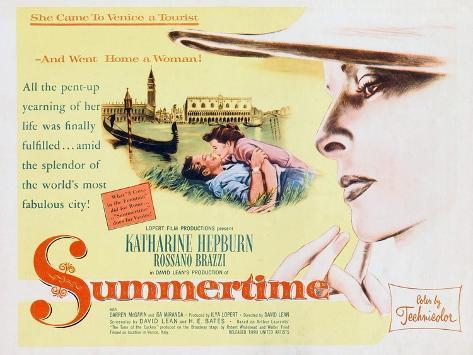 Summertime, 1955 Art Print