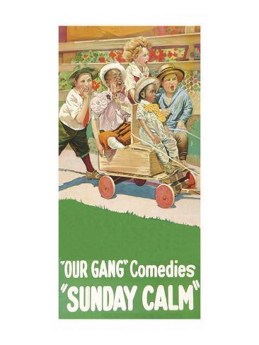 Sunday Calm -