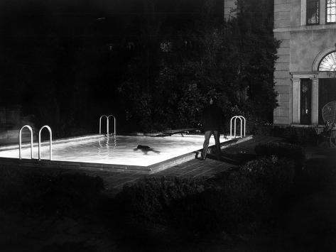 Sunset Boulevard, 1950 Photo