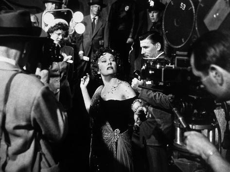 Sunset Boulevard, Billy Wilder, Gloria Swanson, 1950 Photo
