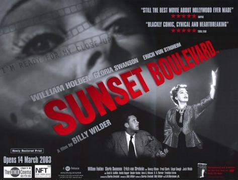 Sunset Boulevard Masterprint