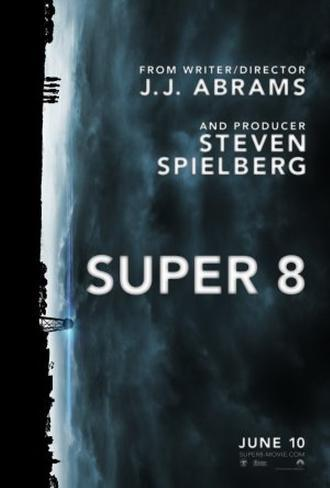 Super 8 Double-sided poster