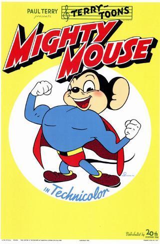 Super Mouse Impressão original