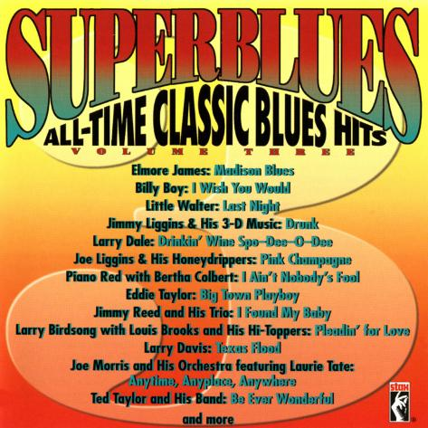 Superblues All-Time Classic Blues Art Print