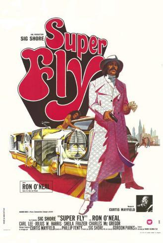 Superfly Póster