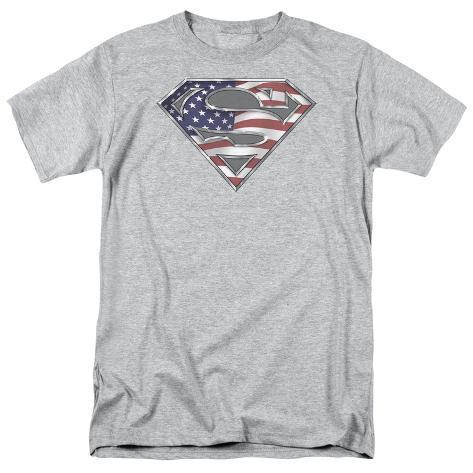 Superman - All American Shield T-Shirt