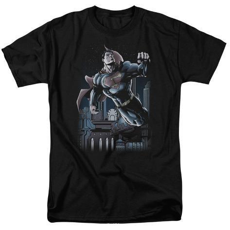 Superman - Night Fight T-Shirt