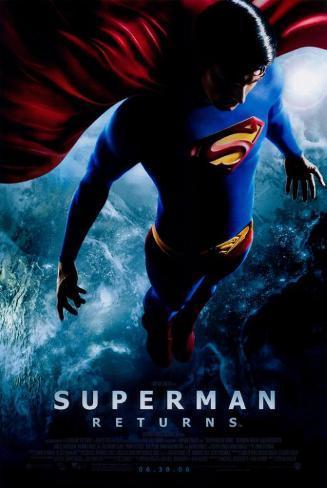 Superman Returns Impressão original