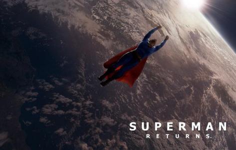 Superman Returns Masterprint