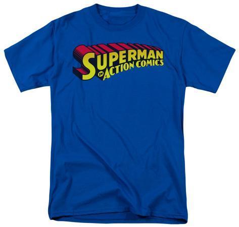 Superman-Superman In T-Shirt