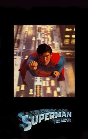 Superman: The Movie Impressão original