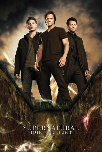 Supernatural Group Poster