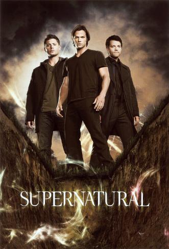 Image result for supernatural poster