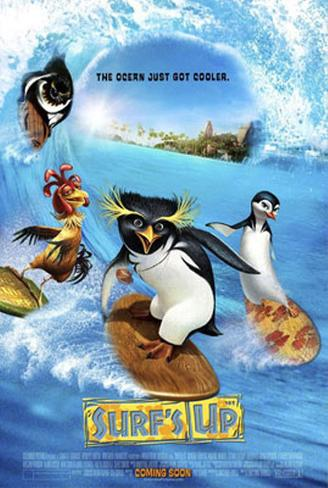 Surf's Up Originalposter