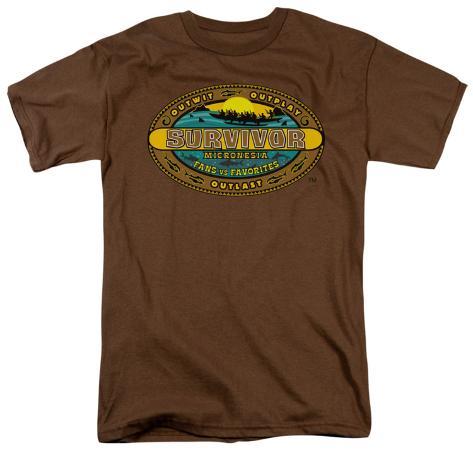 Survivor-Micronesia T-Shirt