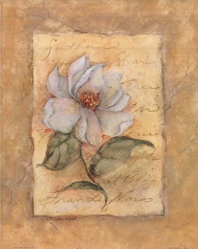 Grandi Flora Art Print