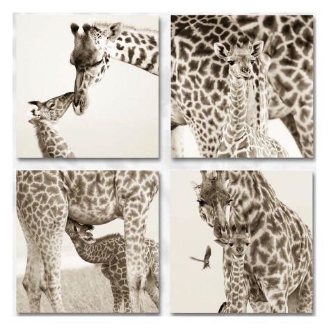 Precious Moments Collage Art Print