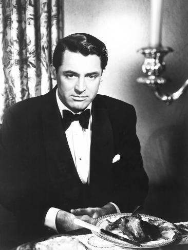 Suspicion, Cary Grant, 1941 Photo