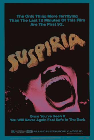 Suspiria Masterprint