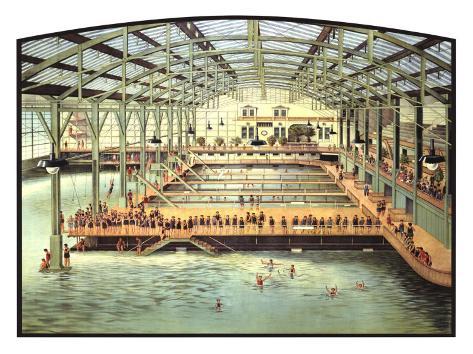Sutro Baths, San Francisco Giclee Print