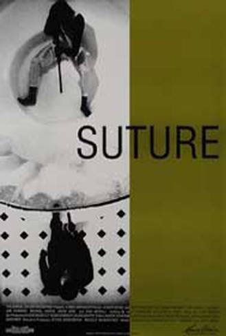 Suture Original Poster