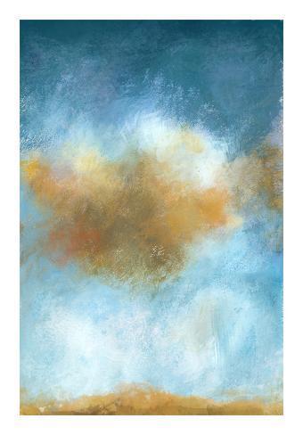Blue Sky Giclee Print