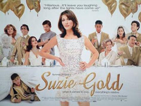 Suzie Gold Póster original