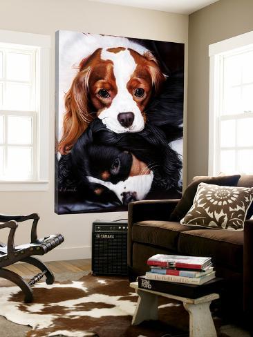 Best Friends Loft Art