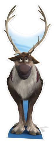 Sven (Reindeer) - Frozen Cardboard Cutouts