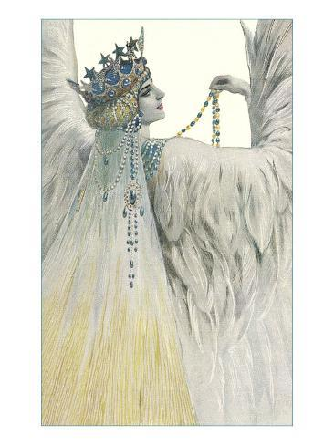 Swan Queen Stampa artistica
