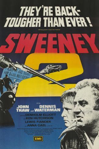 Sweeney 2 アートプリント