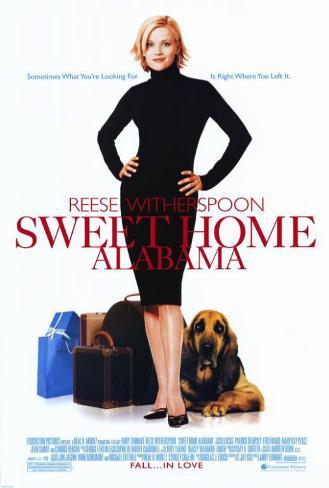 Sweet Home Alabama Masterprint