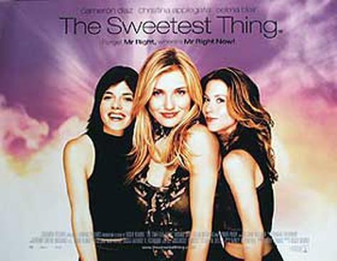 Sweetest Thing Original Poster