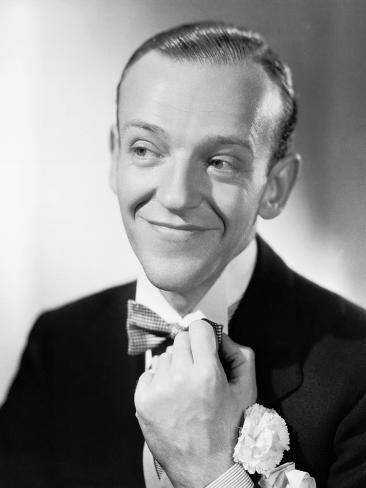Swing Time, Fred Astaire, 1936 Photo