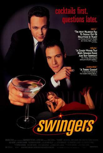 Swingers: Curtindo a Noite Pôster