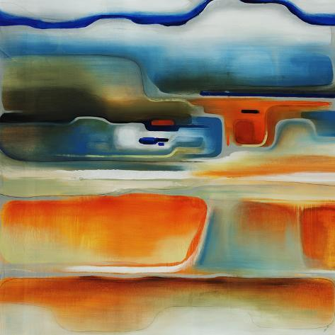 Above the Curve Giclee Print