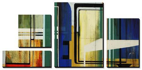 Corner Pocket Canvas Art Set