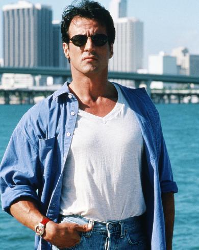 Sylvester Stallone - Assassins Photo