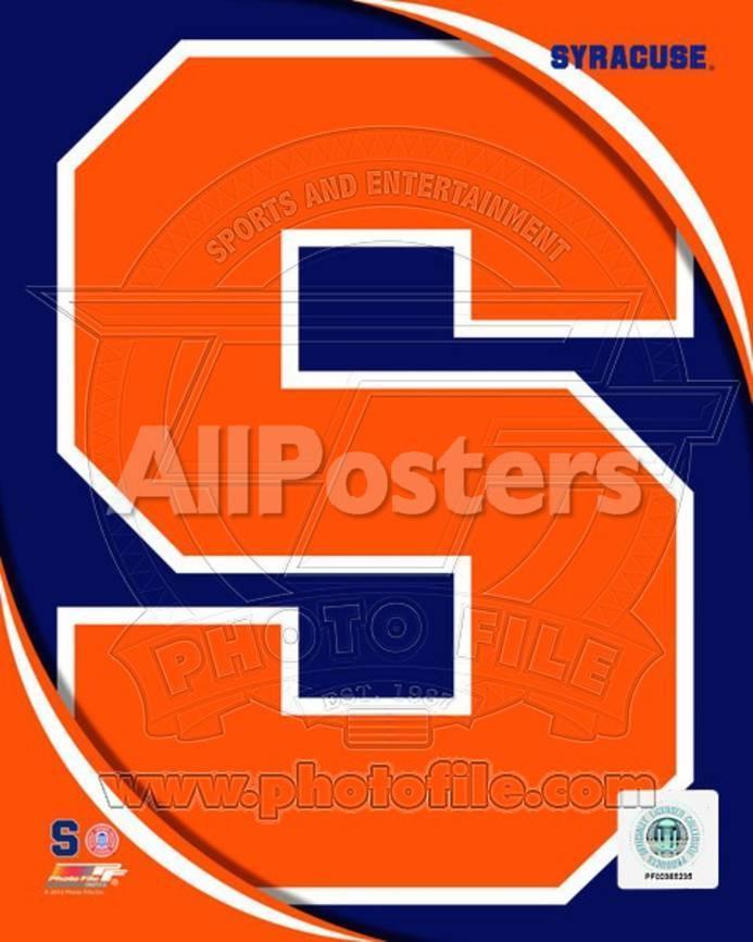 Syracuse University Orangemen Team Logo Photo At Allposters