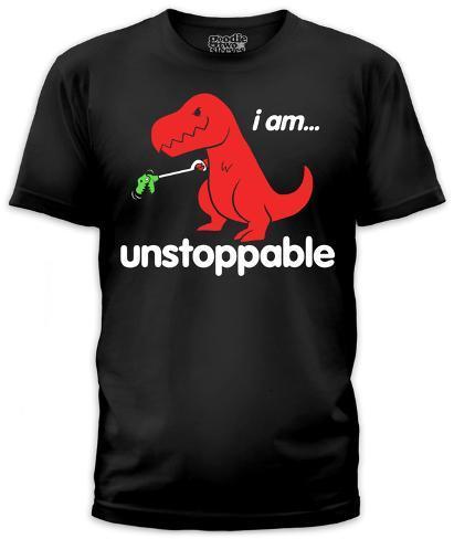 T-Rex Unstoppable (slim fit) T-Shirt