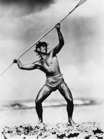 Tabu, Matahi, 1931 Photo