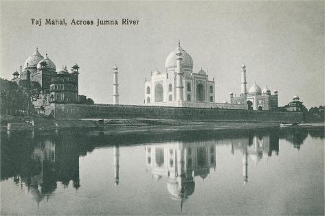 Taj mahal agra india prints at for Agra fine indian cuisine menu