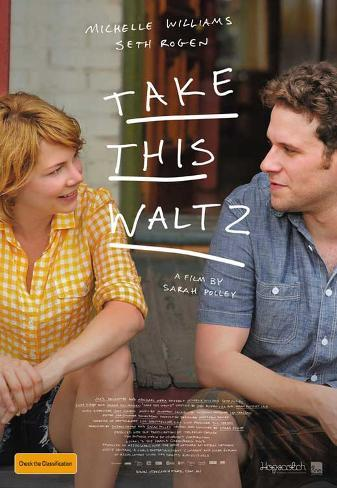 Take This Waltz Stampa master