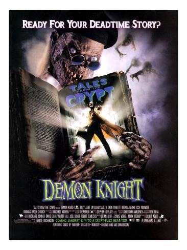 Tales From the Crypt Presents: Demon Knight, The Cryptkeeper, 1995 Foto