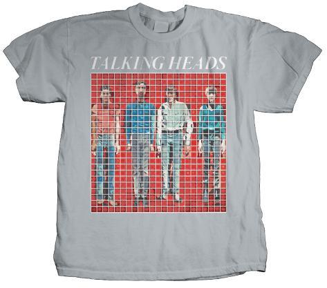 Talking Heads - More Songs About Bldgs. & Food T-Shirt