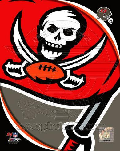 Tampa Bay Buccaneers 2011 Logo Photo