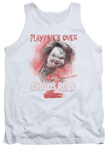 Tank Top: Childs Play 2 - Playtimes Over Tank Top