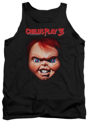 Tank Top: Childs Play 3 - Chucky Tank Top